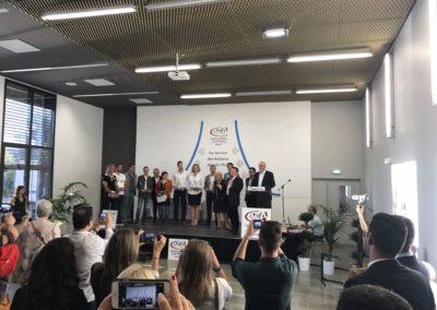 CONCOURS CHAMBRE DES METIERS REMISE DE PRIX